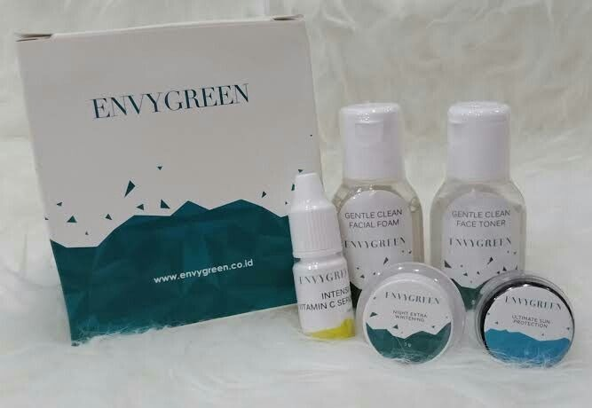 Envygreen Deluxe Brightening Pack