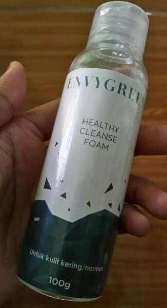 Healthy Cleanse Foam